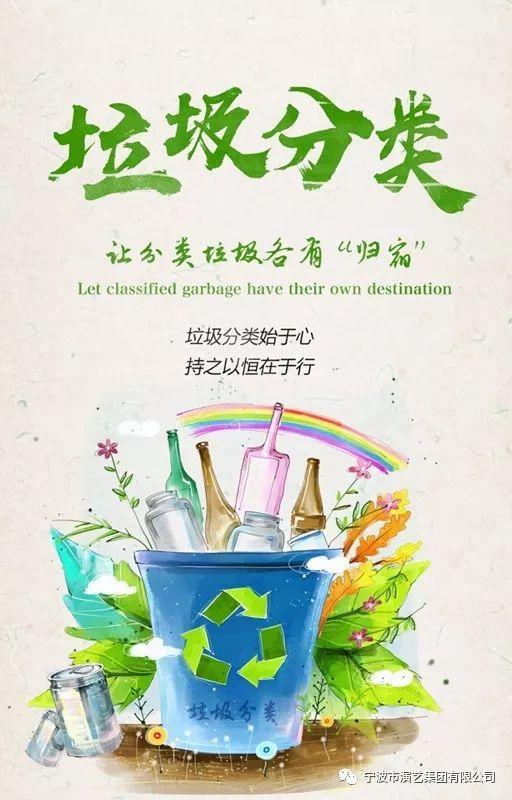 宁波市演艺集团开展垃圾分类知识培训讲座